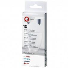 Bosch TCZ6001 таблетки для очистки от эфирных масел, 10 шт